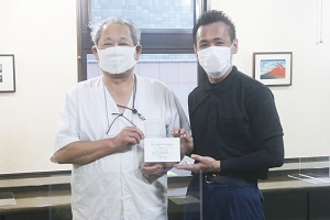 感染予防の抗菌コーティングされた福寿庵様